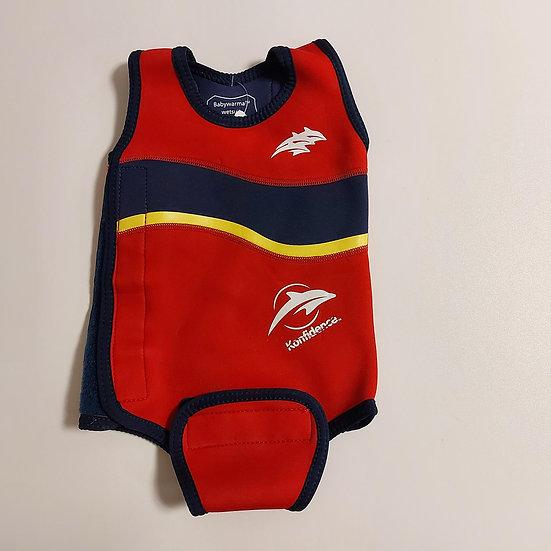 Babywarma wet suit wrap 6-12m