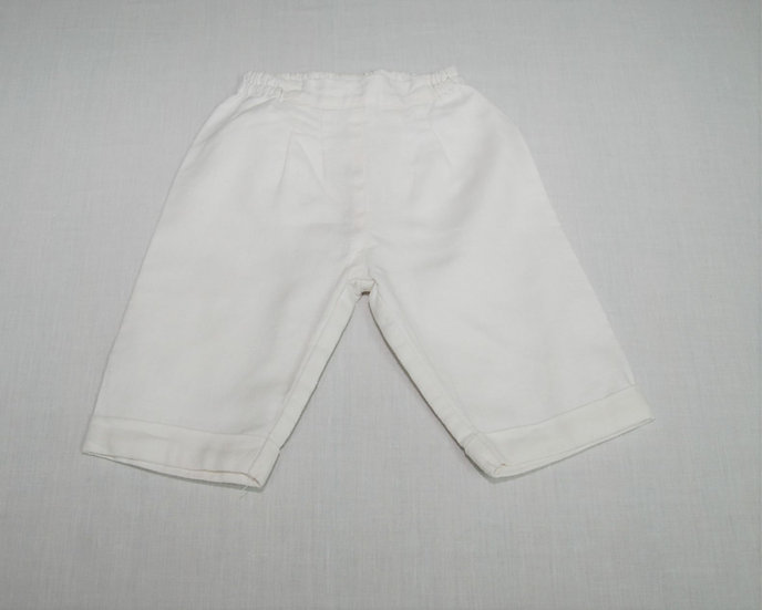 Linen trousers 3-6m