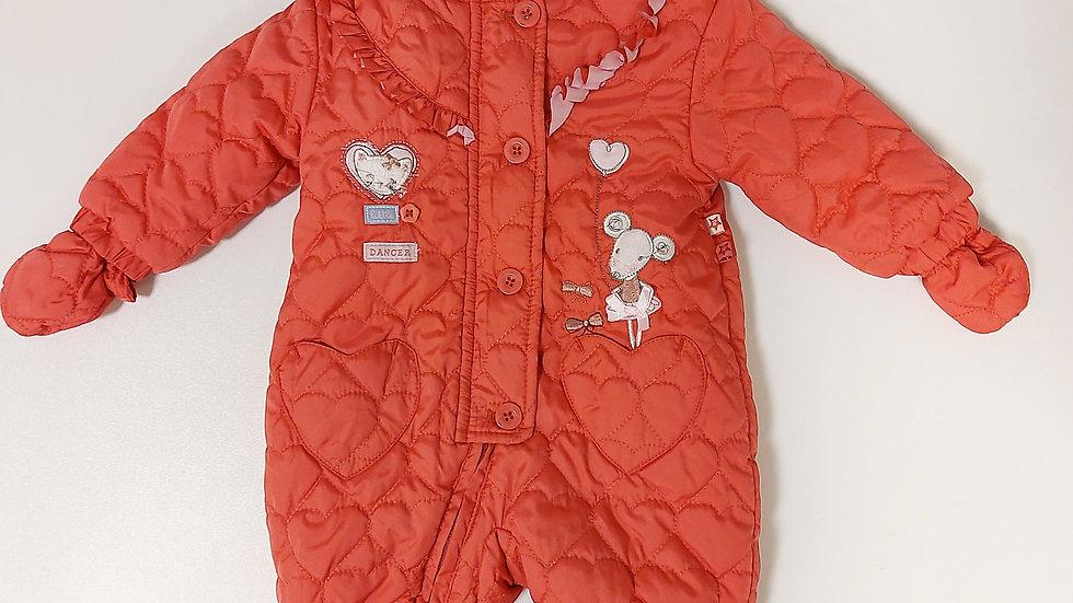 Bebe Cool pram suit 0-3m
