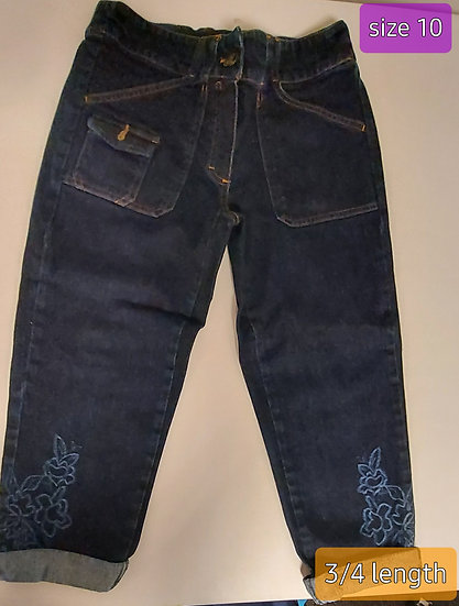 Size 10 3/4 length