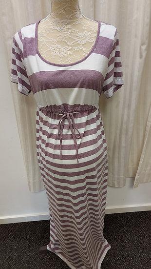 Next Maternity maxi dress size 14