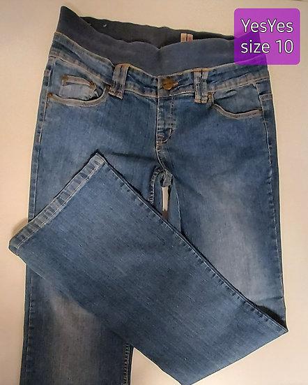 YesYes size 10