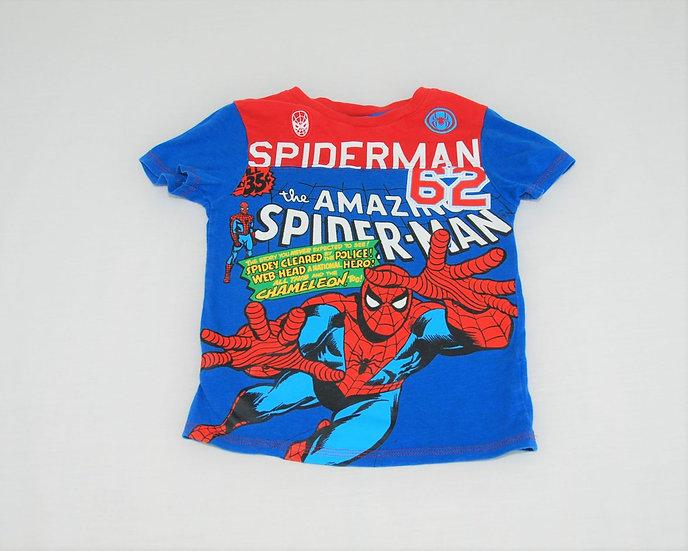 Spiderman George 4-5y