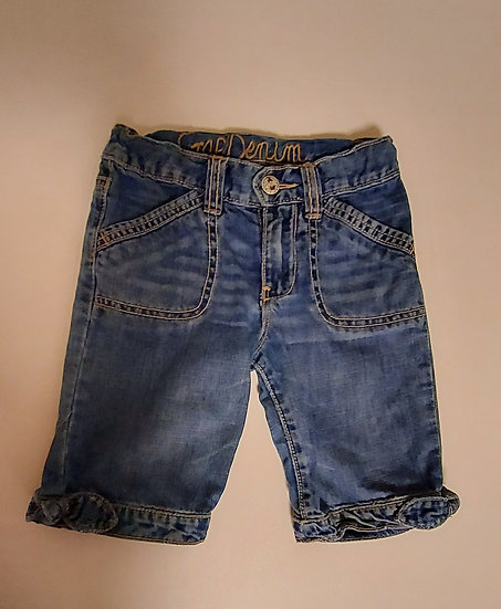 Gap denim shorts - size 4years
