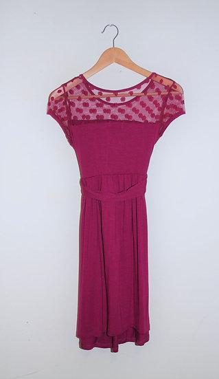 Purpless maternity size 8