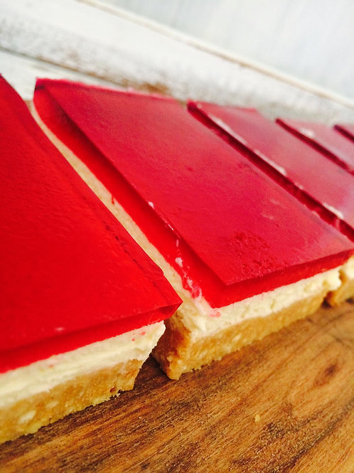 Red Jelly Slice Slice Slab