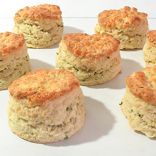 Petit Cheese & Chive Scones 12pcs