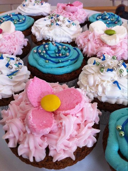 A. Cupcake Making & Decorating