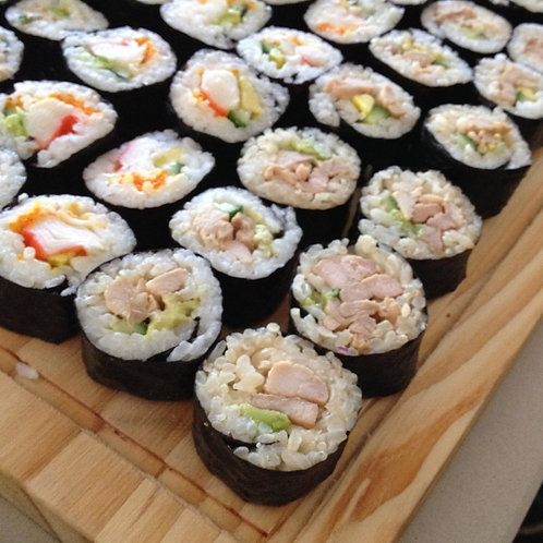 Sushi Handroll Rounds Tuna 24pcs
