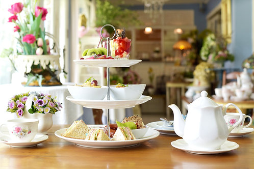 Afternoon Tea 28th Jun