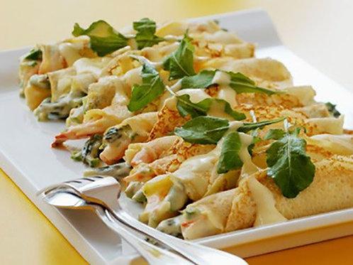 Asparagus Crepes 12pcs