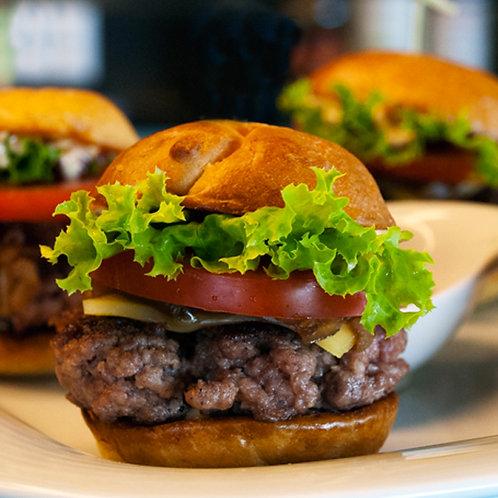 Petit Beef Burgers 12pcs