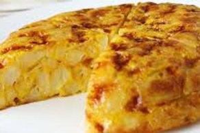 Tortilla de patatas 12pcs