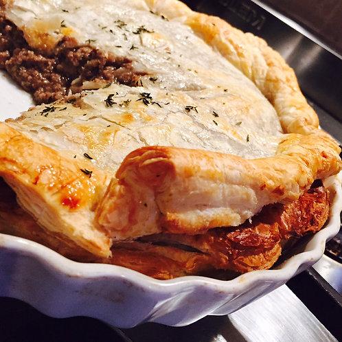 Family Savoury Pie