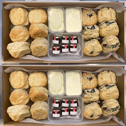 Jumbo Scones Gift Box Mixed Dozen