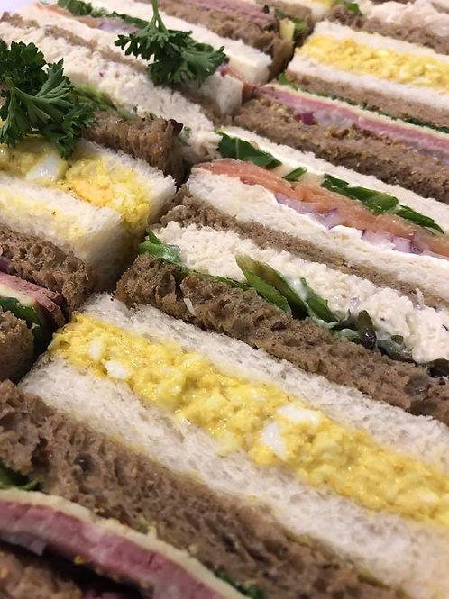 Mixed Finger Sandwich Platter 36pcs