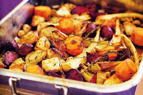 Seasonal Roast Vegetables