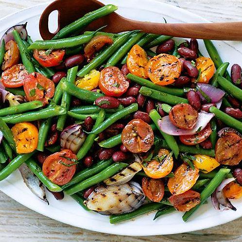Tomato and Green Bean Salad