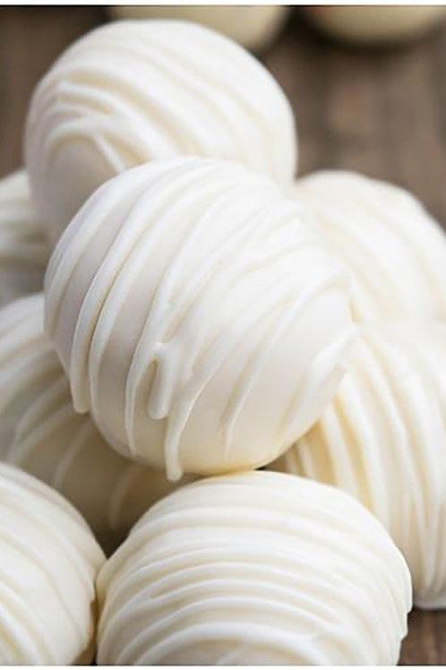 White Lindt Chocolate Truffle 12pcs