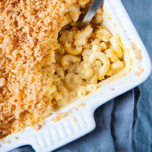Mac N Cheese Bake