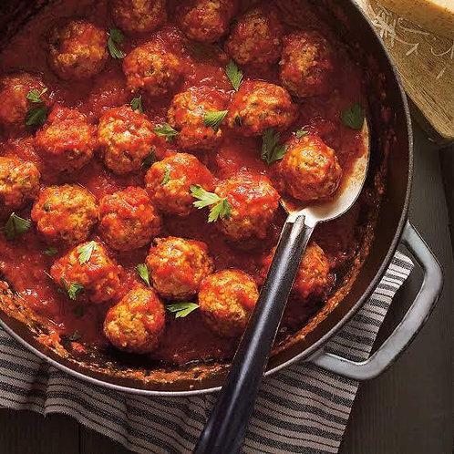 Meatball in Spicy Chorizo Sauce 12pcs