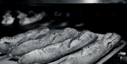 Affiche baguette four - Copie