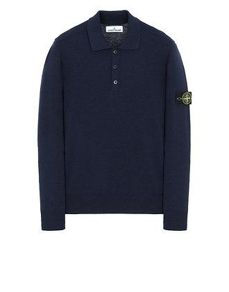 STONE ISLAND Polo Sweater