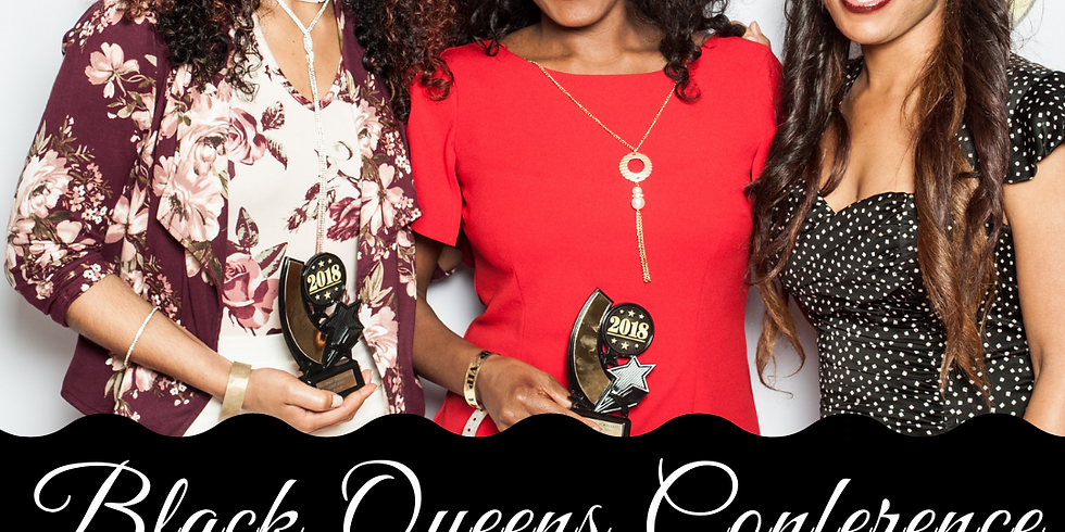 Black Queens Conference & Networking Tour- Texas