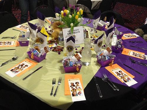 Event Table Sponsor