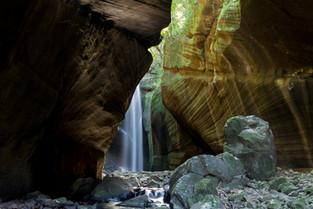 Cascata das Andorinhas, RS.