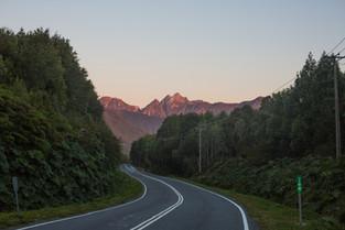 Carretera Austral 100km