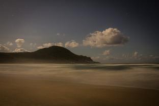 Praia do Rosa.