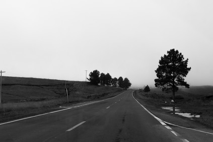 Estrada São Francisco de Paula - Canela, RS, 2015