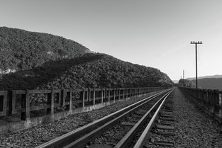 Ferrovia do trigo, RS.