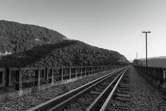 Viaduto 13 - Ferrovia do trigo, Muçum, RS, 2016.