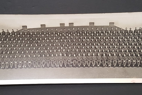 WWI Military Photo