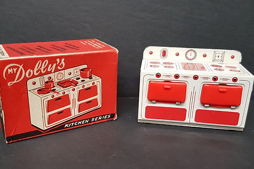 Vintage My Dolly's Kitchen Series - Electric Cooker