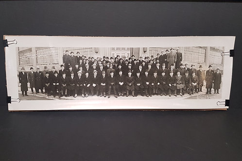 Tip Top Tailors 1938 Convention Panoramic Photograph