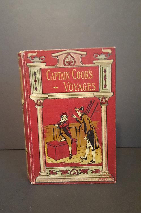 Captain Cook's Three Voyages Round the World London Edition