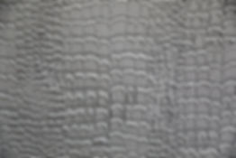 Alligator Skin faux painting venetain plaster silver