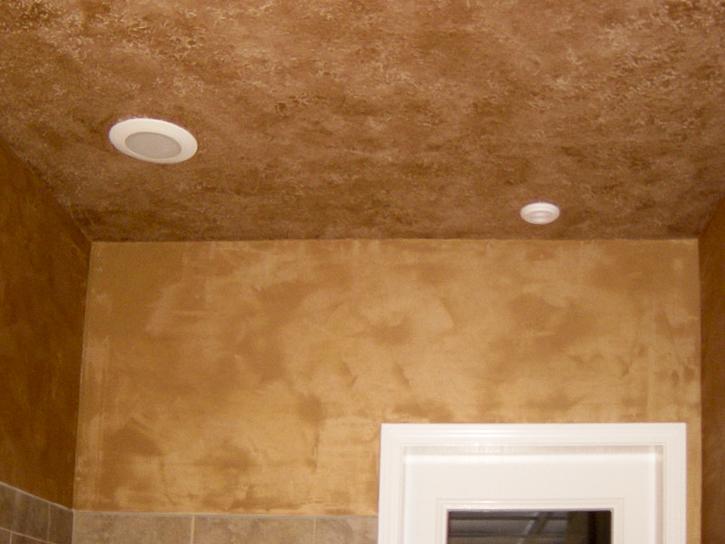 Copper Lusterstone Plaster