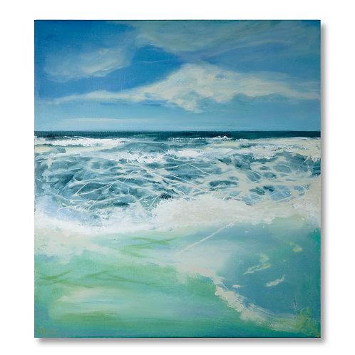 Ocean Waves 2 by William Meyer