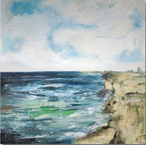 Irish Cliffside