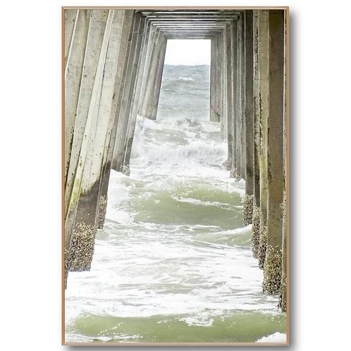 Pier Doorway by William Meyer