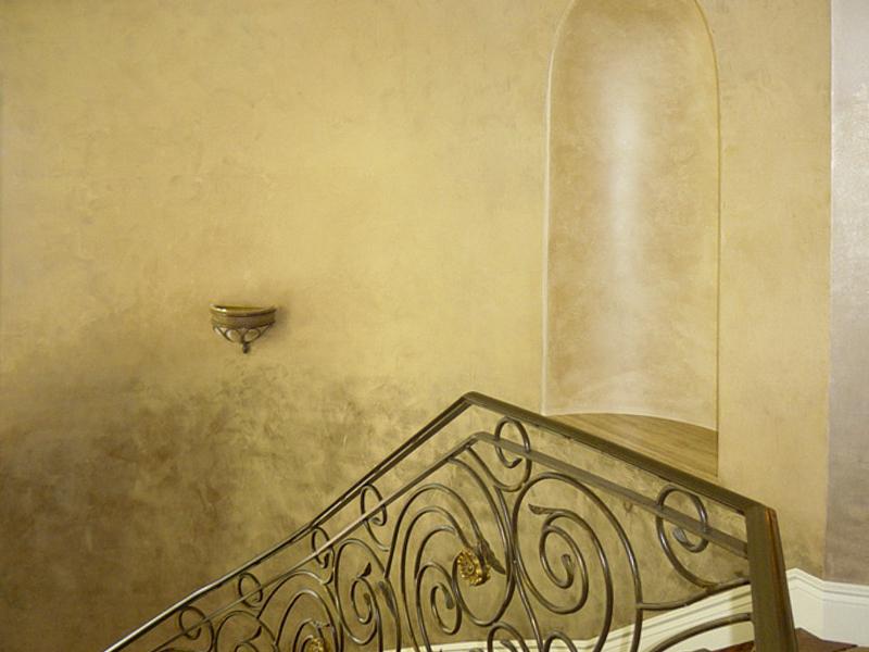 Pearlesscent Plaster