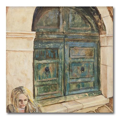 Tuscan Door by William Meyer