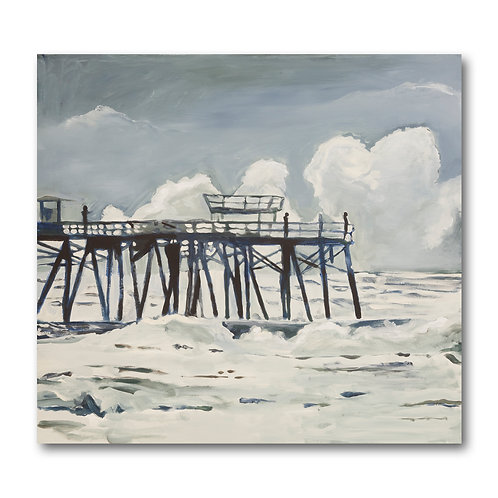 Catalina Pier by the Artistree Collective