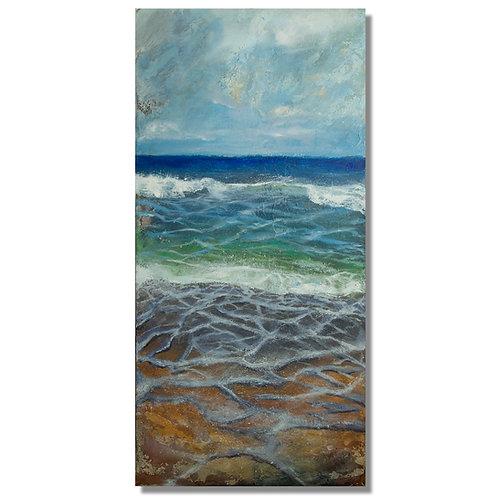 Ocean Wave 1 by William Meyer