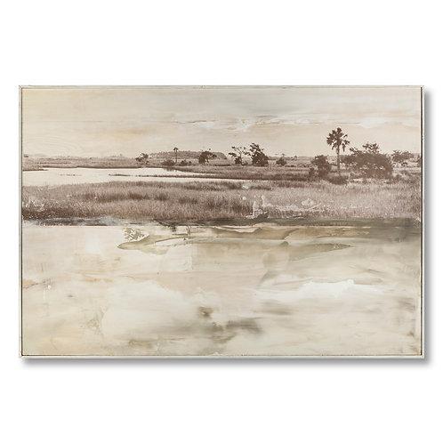 Umber Marsh Transfer by William Meyer