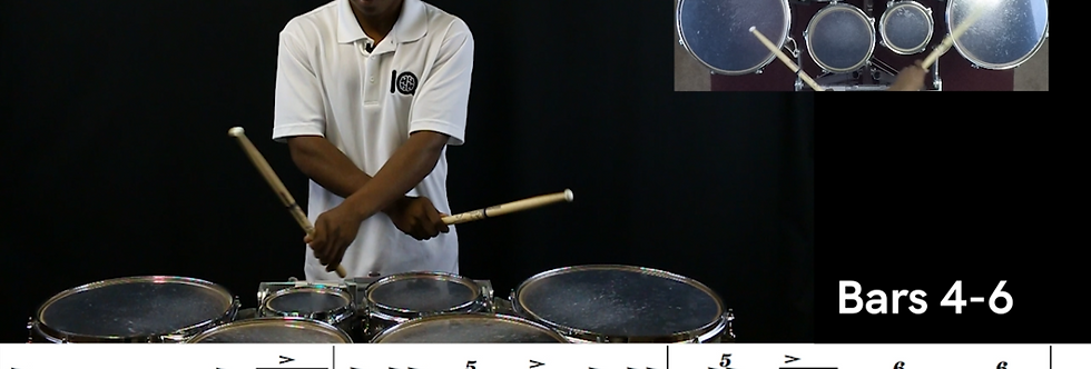 Period 1 2017 with Chris Drummer
